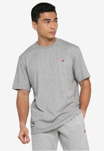 Superdry 灰色 Sportstyle Essential T恤 - Superdry Code 388B9AAB75F7B4GS_1