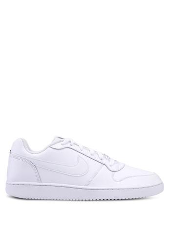 Nike white Nike Ebernon Low Shoes 6F5CBSH27F7BC8GS_1