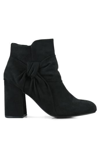 Dorothy Perkins black Black Aster Block Heel Boots DO816SH0RQW2MY_1