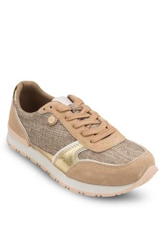 Salemi 拼色布料運動鞋, 女鞋esprit outlet尖沙咀, 鞋
