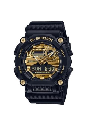 Casio black CASIO G-SHOCK GA-900AG-1ADR MEN'S WATCH 57D1BACA55327CGS_1
