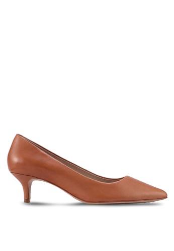 ALDO brown Sieriaflex Pump Kitten Heels 359BESH314374AGS_1