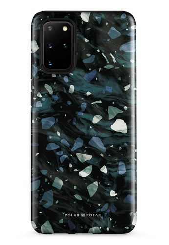 Polar Polar grey Nordic Terrazzo Gem Dual-Layer Tough Case Glossy For Samsung Galaxy S20 Plus 5G E7EACAC26A57E7GS_1