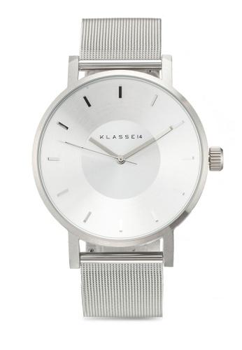 Klasse14 silver Volare Classic 42mm Silver B1E1EAC08ED026GS_1