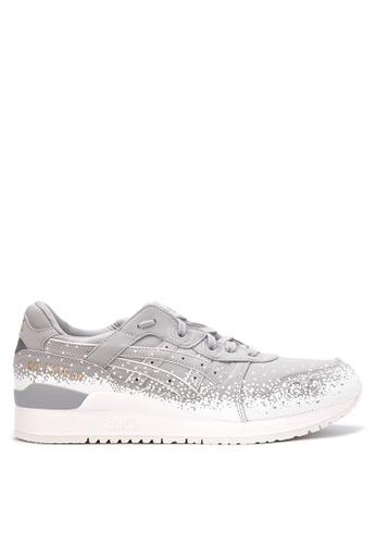 ASICSTIGER grey GEL Lyte III Sneakers AS118SH89UGSPH_1