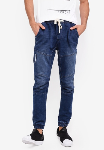 Factorie blue The Knit Rager Jeans E6B4AAA4D04AE6GS_1