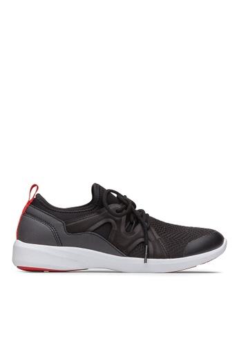 Vionic black Storm Casual Sneaker C5182SH6FBBF83GS_1