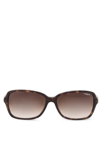 休閒方框太陽眼鏡, 飾品配件, 飾品配esprit outlet 台灣件