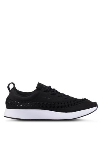Nike black Nike Dualtone Racer Woven Shoes 83E3DSHE68A419GS_1