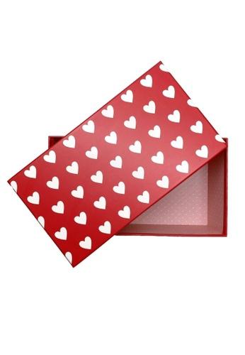 Klosh Gift Box - White Hearts C92DEHLBEC93FAGS_1