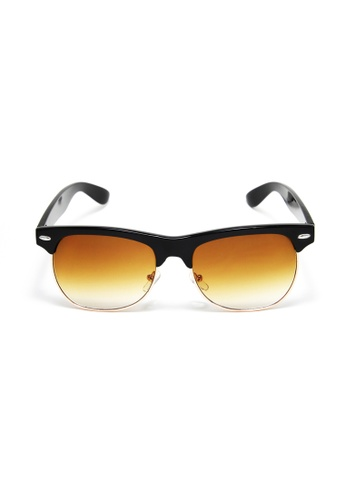 2i's to eyes black and brown 2i's Sunglasses - Sean S4 2I983AC77OZQHK_1