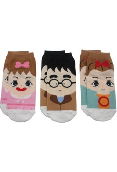 Family socks (3 pieces set)