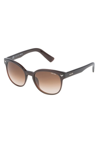 Police brown POLICE Master 4 Sunglasses SPL143 0958 PO706AC91OYAMY_1