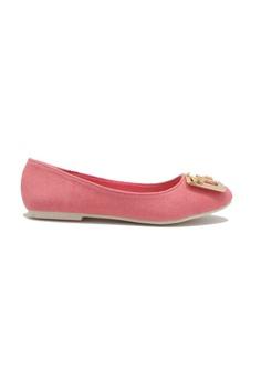 f104f194 My Ballerine pink My Ballerine -Paloma comfort ballerina (Pink)  9DF1ESH2C011CBGS_1
