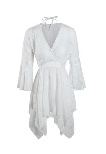 Its Me white (3PCS) Sexy Lace Bikini Swimsuit 9EB4DUSDDB5C37GS_1