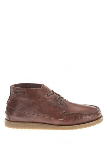 Sebago brown Landon Chukka Boots SE328SH0IW4BPH_1