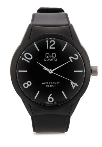 VR2esprit品牌介绍8J024Y 彩色數字圓框手錶, 錶類, 飾品配件