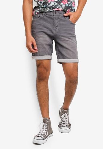 6ab7bb011c42 Buy !Solid Ryder Denim Shorts Online on ZALORA Singapore