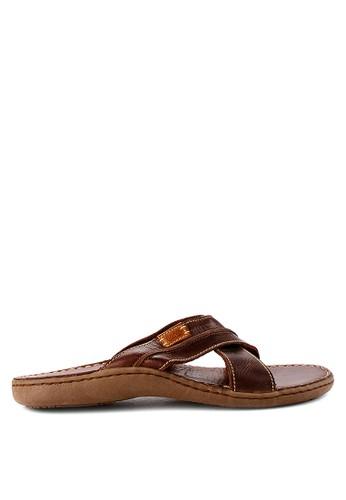 Lois Jeans brown Sandals 59E8ESH50894F6GS_1
