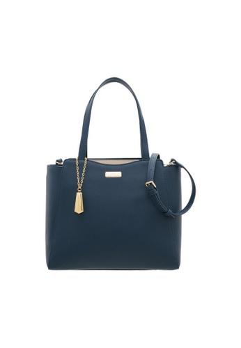 Valentino Creations blue Valentino Creations Valeria HandBag 00055ACD8FC6C1GS_1
