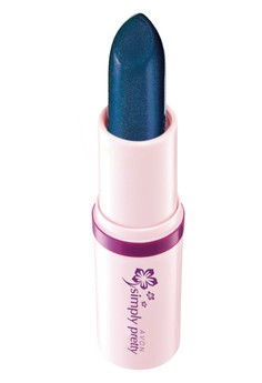 Avon Color Magic Lipstick in Sweet Blueberry