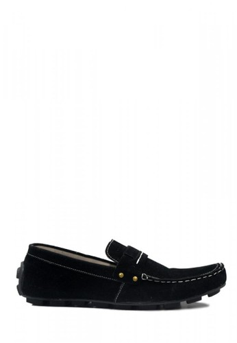 D-Island black D-Island Shoes New Moccasins Slip On Black C9E6BSHC624EE9GS_1