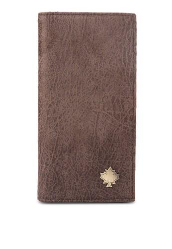 Lumberjacks 暗紋對折長夾, zalora 心得飾品配件, 飾品配件