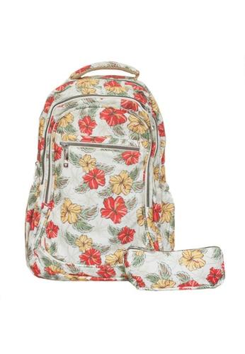 Adkidz green Adkidz Travel and School Backpack 2DC61KC7590336GS_1