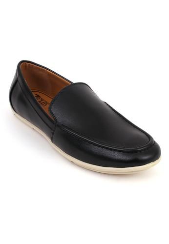 7soles black Zyron Mens Casual Shoes D358DSH04A4BA3GS_1