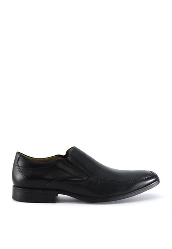 Sebago black Elbrus Slip On Dress Casual Shoes SE328SH49JCSPH_1