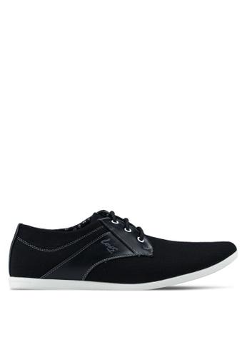 3423806fc9a Shop Louis Cuppers Black Lace Shoes Online on ZALORA Philippines