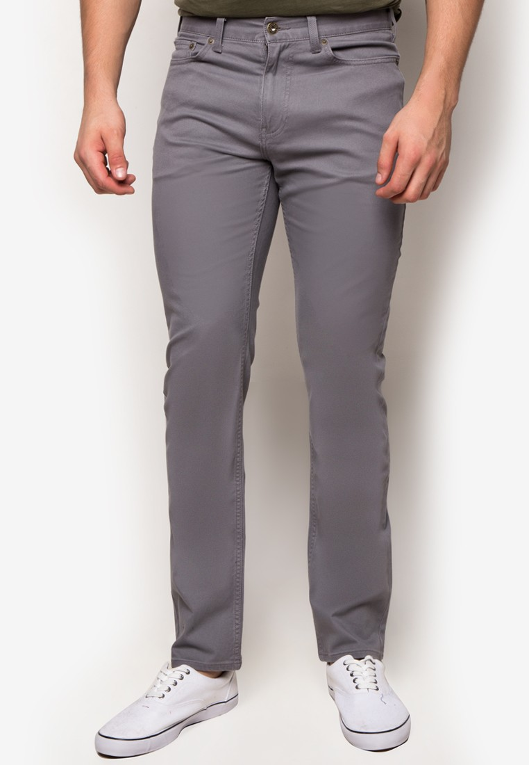5 pocket Slim New Pants