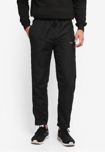 Nicce London black Track Jogger Pants 44C18AAFBFA0CEGS_1