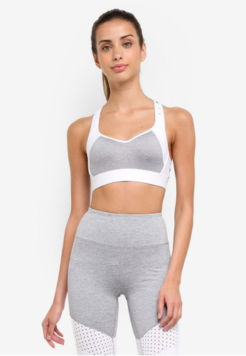 Cotton On Body grey High Impact Sports Bra 700A7US4A887F8GS_1