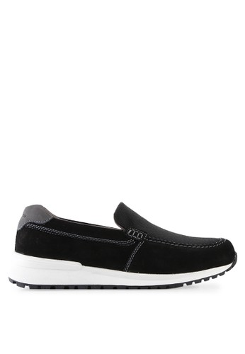 Pakalolo Boots black Casual Slip On PA409SH20IVBID_1