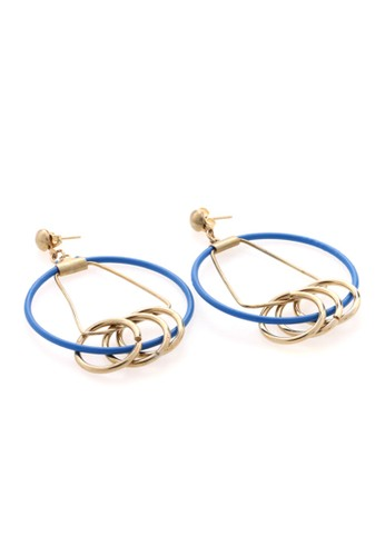1901 Jewelry blue 1901 Jewelry Chameleon Earring 19910AC40DIXID_1