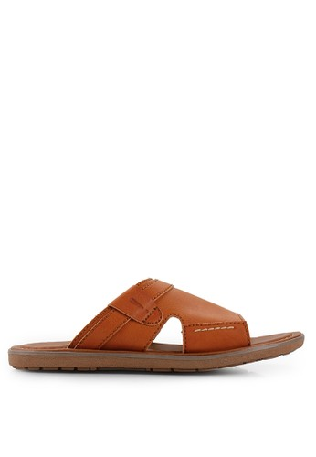 Watchout! Shoes brown Slip On WA021SH15WLKID_1