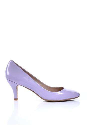 PRODUIT PARFAIT purple Patent Pumps 6A7FDSH2946383GS_1