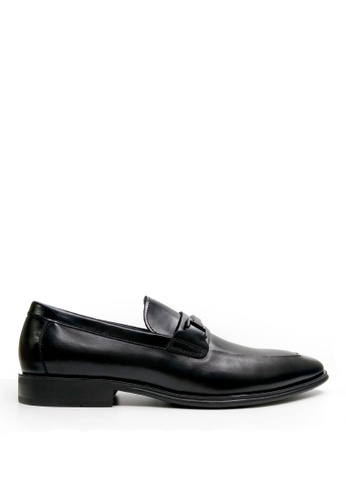 Kenneth Cole New York black ZANE LOAFER - Dress Loafer 9599CSH52EF2F5GS_1