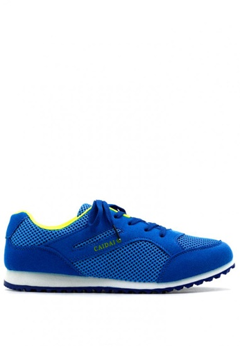 New York Sneakers blue Deion Rubber Shoes 3F0A4SHE6A89C4GS_1