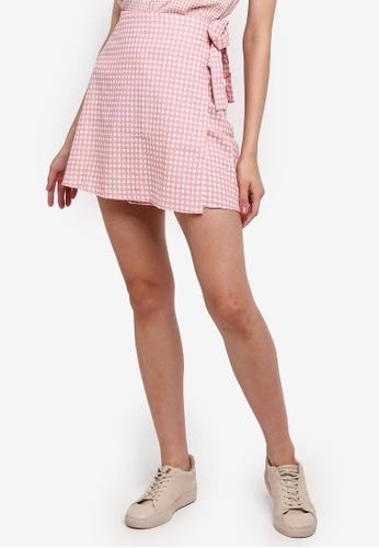 Cotton On 黃色 交叉造型裙 2B7A7AA7A949E2GS_1