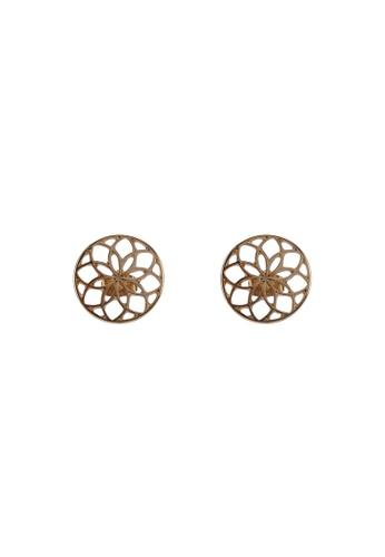 Pieces gold PCMONA EARSTUDS A0775AC4720720GS_1