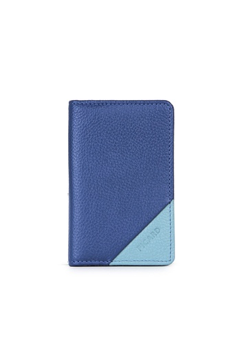 Picard blue Picard Rhone Card Holder in Jeans 173E8AC2698924GS_1