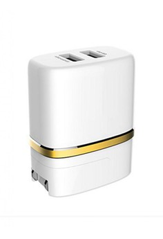 LDNIO DL-AC52 USB Wall / Travel Charger for iPhone 5/5s/6/6+