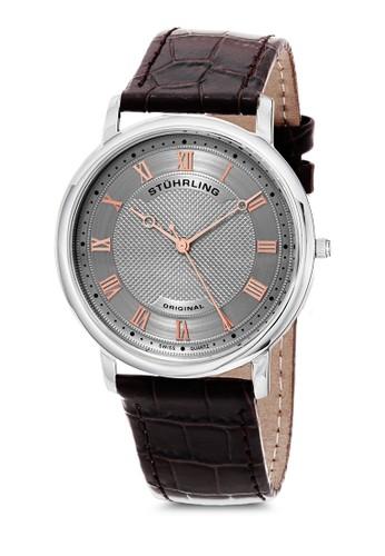 Classique 645esprit taiwan 羅馬數字真皮手錶, 錶類, 包