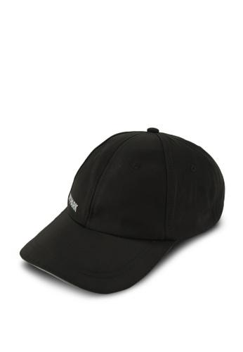 Ivy Park black Logo Baseball Cap 98C9AACAE724B2GS_1
