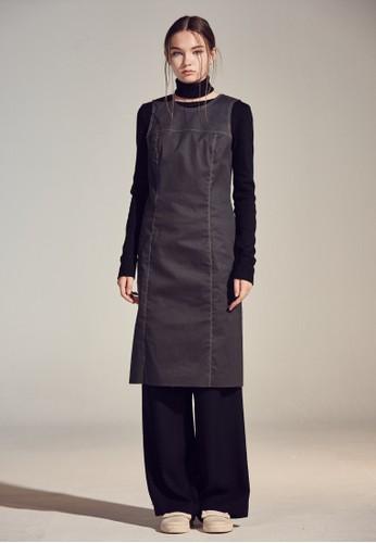 现代原始切片连衣裙esprit台灣outlet, 服飾, 洋裝