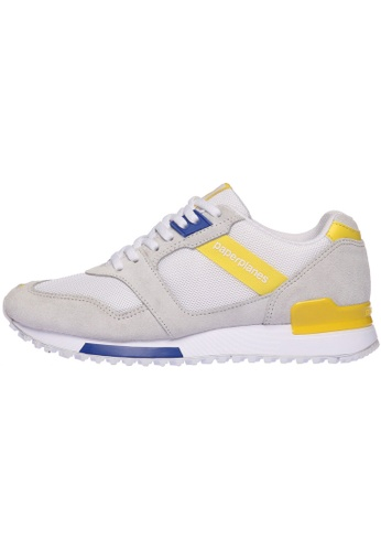 paperplanes Paperplanes-1329 Casual Mesh Cross Trainer Sneakers Shoes US Women Size PA110SH45ZUWHK_1