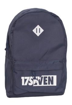 17seven Original navy Bag DrakeNavy D505FAC117AF6CGS 1 84946b7655