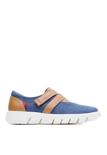 Life8 blue Lightweight Denim Casual Shoes LI286SH24QHJMY_1